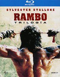 Rambo 1-3. (3 Blu-ray) *Trilógia* Blu-ray