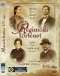 Régimódi történet DVD