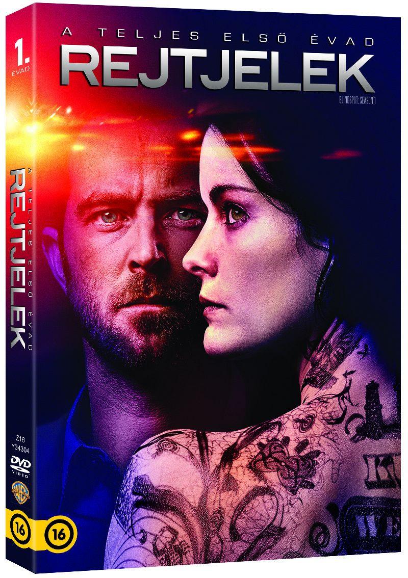 Rejtjelek: 1. évad (5 DVD) DVD