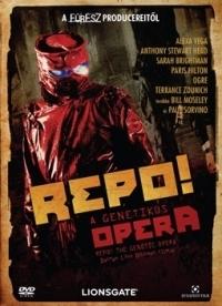 Repo! - A genetikus opera DVD