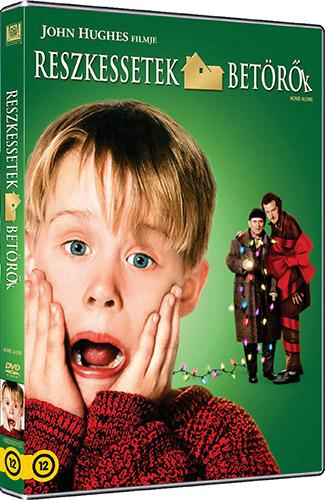 Reszkessetek, bet�r�k! DVD