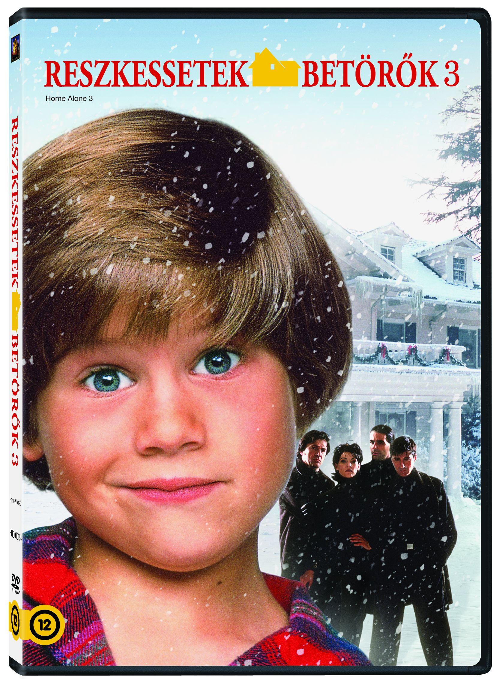 Reszkessetek, bet�r�k! 3. DVD