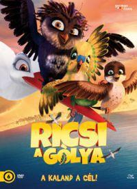 Ricsi a gólya DVD