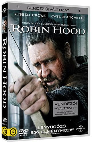 Robin Hood - Rendez�i v�ltozat DVD