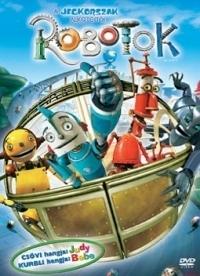 Robotok DVD