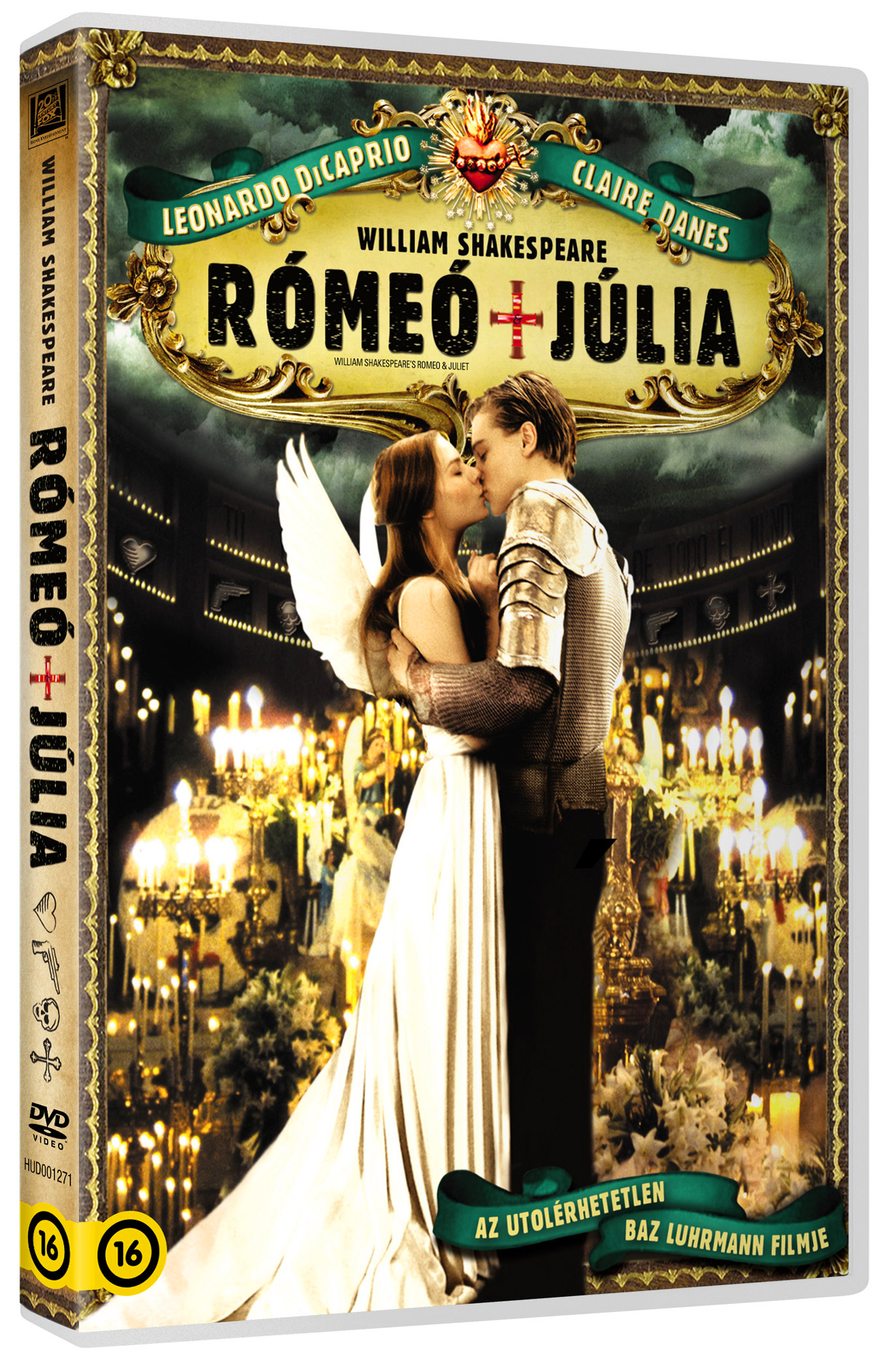 R�me� �s J�lia DVD