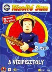 Sam, a tűzoltó DVD