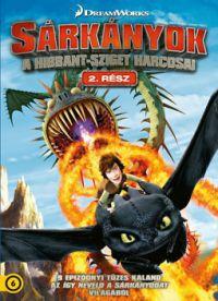Sárkányok: A Hibbant-sziget harcosai - Második rész (2 DVD) DVD
