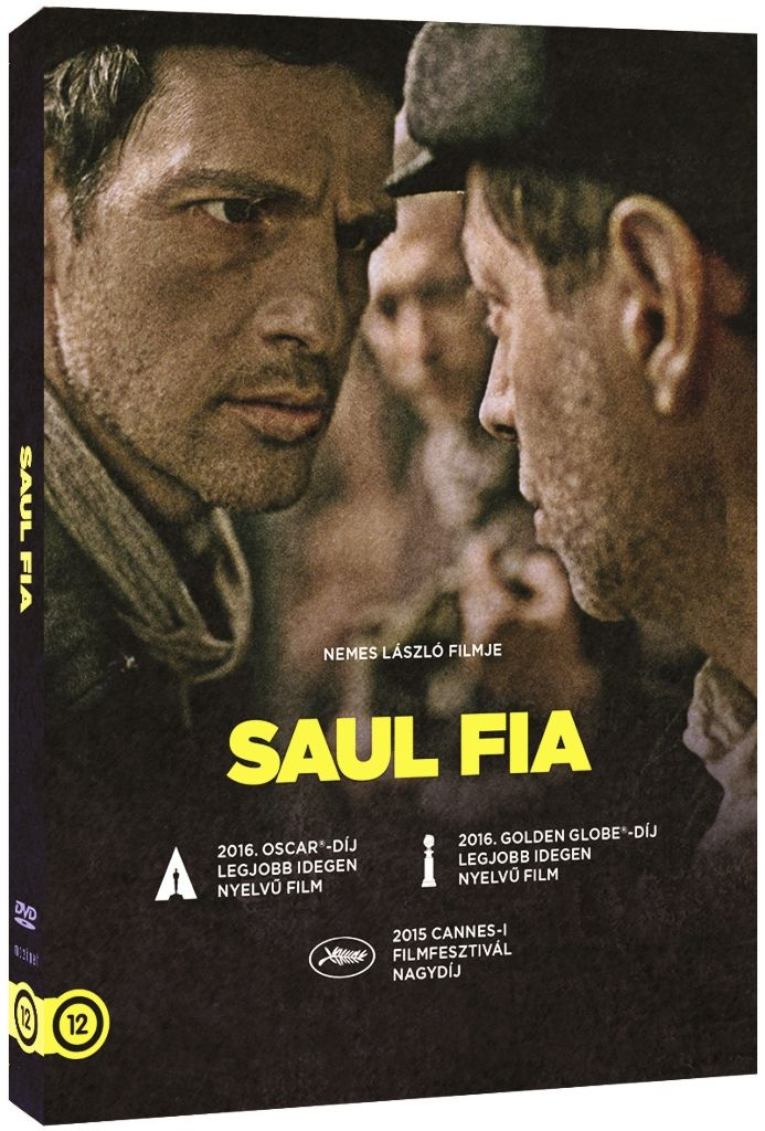 Saul fia (2 DVD) - Limit�lt Digipack kiad�s DVD