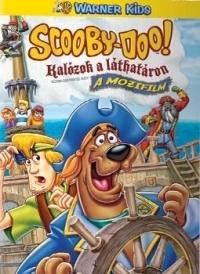 Scooby-Doo: Kalózok a láthatáron DVD