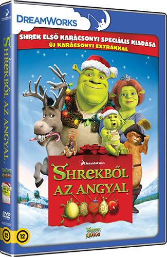 Shrekb�l az angyal DVD
