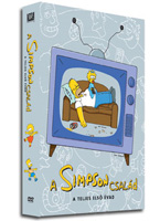 Simpson csal�d DVD