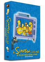 Simpson család DVD