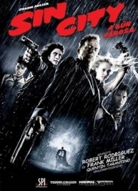 Sin City - A bűn városa DVD