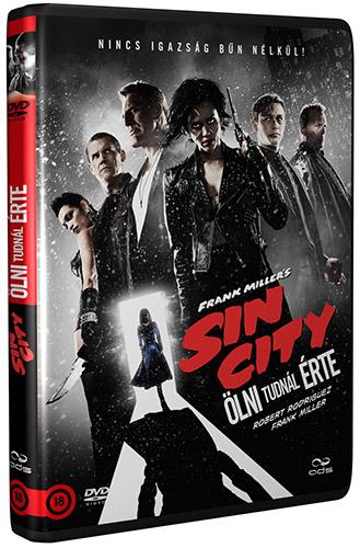 Sin City: Ölni tudnál érte DVD