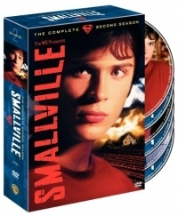 Smallville DVD