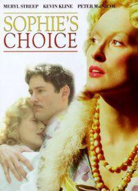 Sophie választása DVD