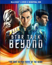 Star Trek - Mindenen túl Blu-ray