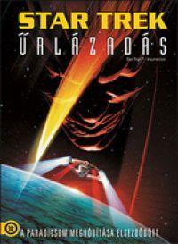 Star Trek - Űrlázadás DVD
