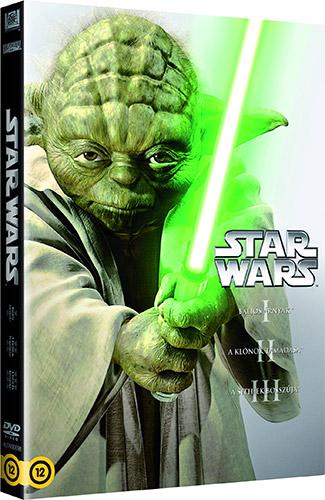 Star Wars I. r�sz - Balj�s �rnyak DVD
