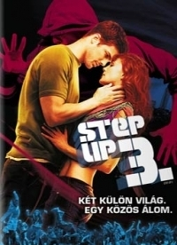 Step Up 3-D DVD