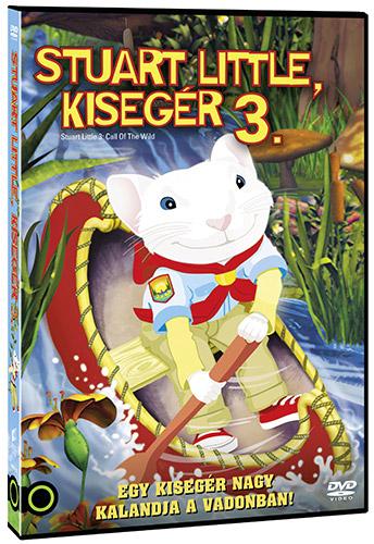 Stuart Little, kiseg�r 3. DVD