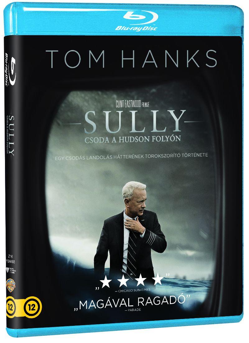 Sully-Csoda a Hudson folyón Blu-ray