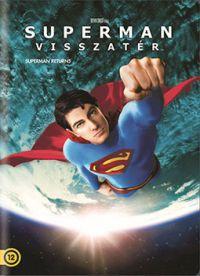 Superman visszatér DVD