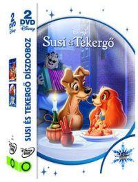 Susi és Tekergő 2. - Csibész, a csavargó DVD