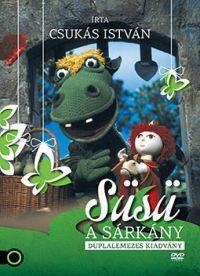 Süsü, a sárkány kalandjai DVD