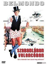 Szabadlábon Velencében DVD