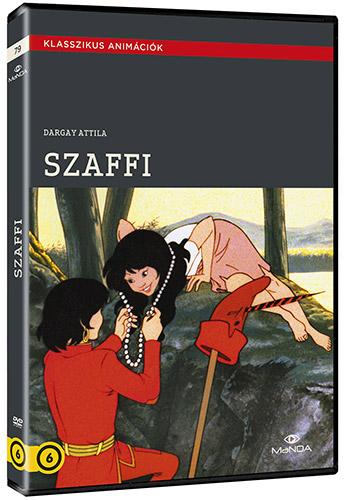 Szaffi DVD