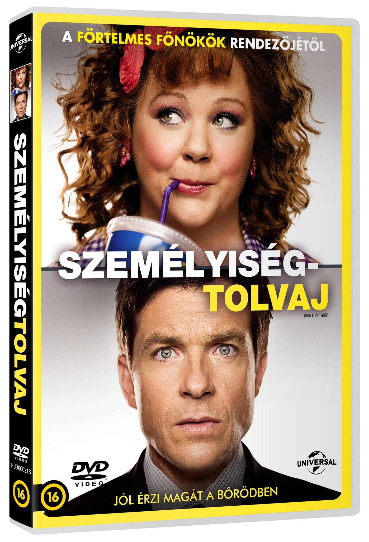 Személyiségtolvaj DVD
