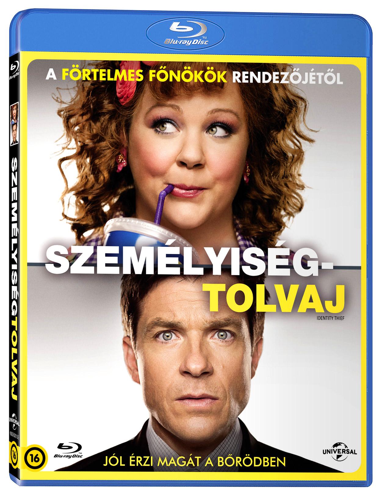 Személyiségtolvaj Blu-ray