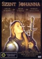 Szent Johanna DVD