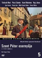 Szent Péter esernyője DVD