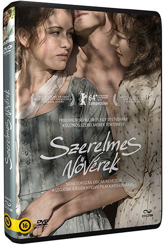 Szerelmes n�v�rek DVD