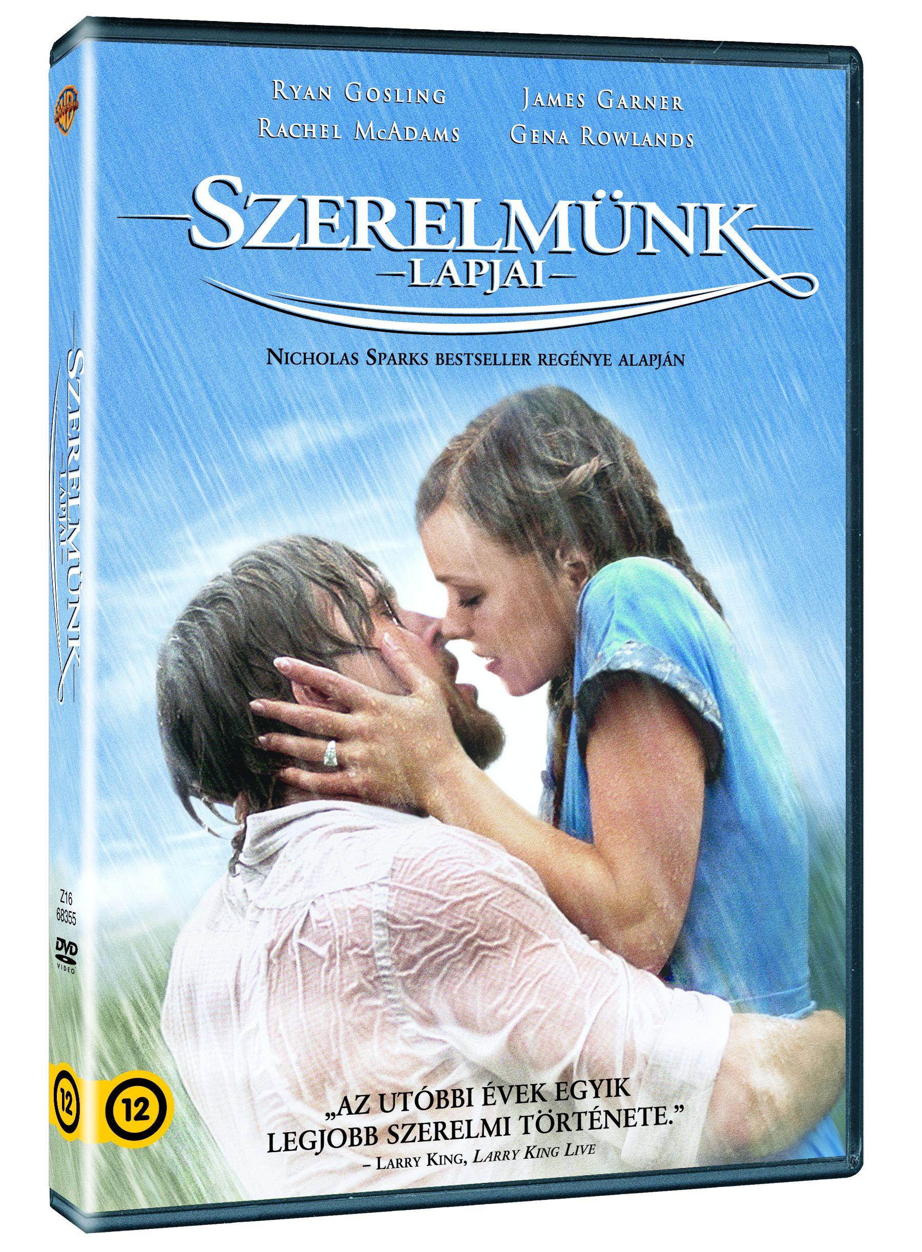 Szerelm�nk lapjai DVD