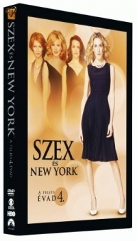 Szex és New York DVD