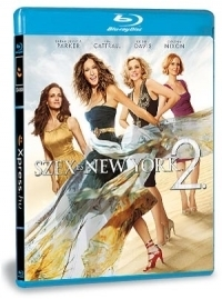 Szex és New York 2. Blu-ray