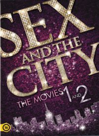 Szex és New York 2. DVD