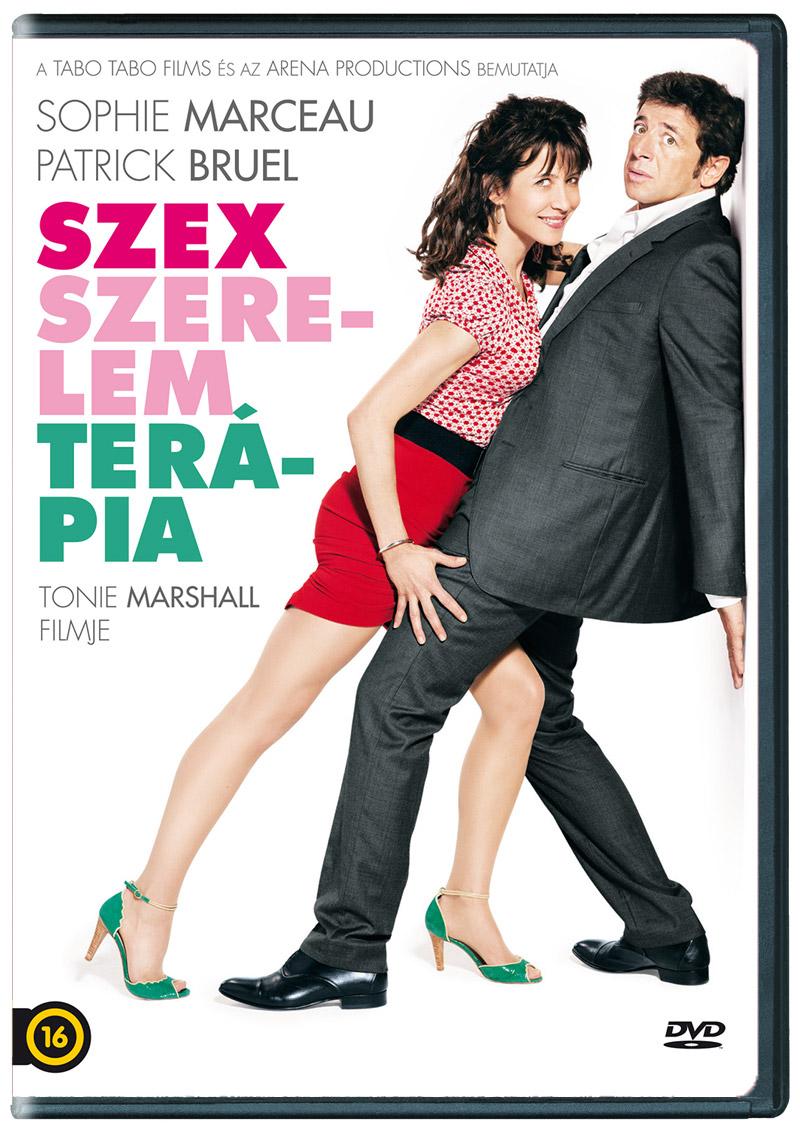 Szex, szerelem, ter�pia DVD