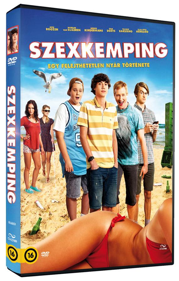 Szexkemping DVD