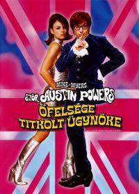 Szőr Austin Powers, őfelsége titkolt ügynöke DVD