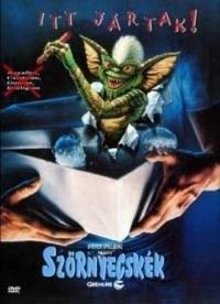 Szörnyecskék DVD