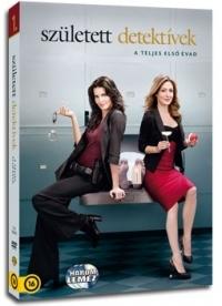 Született detektívek DVD