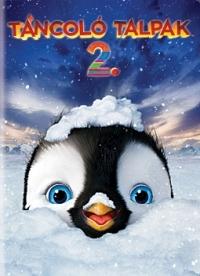 Táncoló talpak 2. DVD