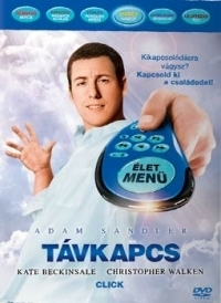 Távkapcs DVD