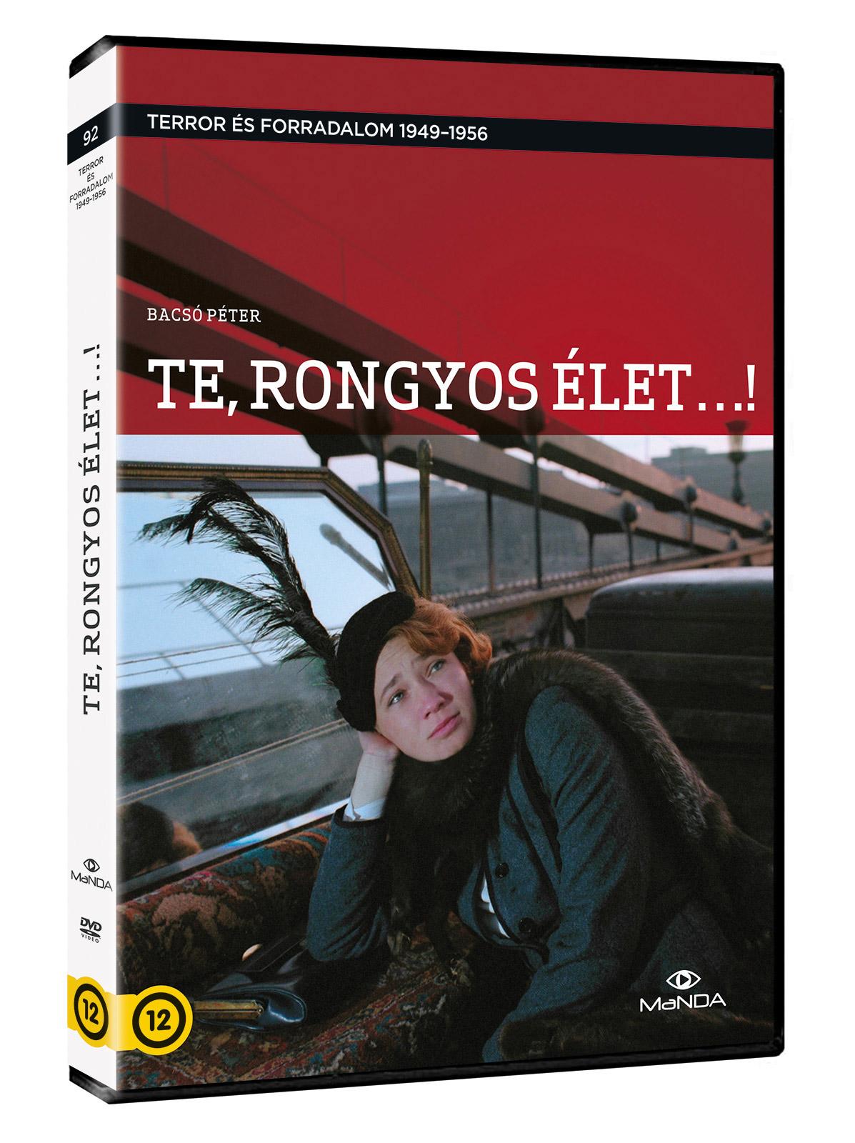 Te, rongyos �let?! DVD