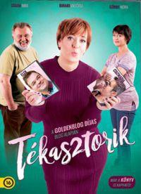 Tékasztorik DVD